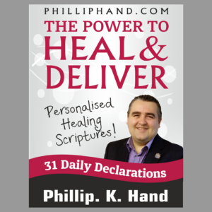 The Power To Heal and Deliver Book